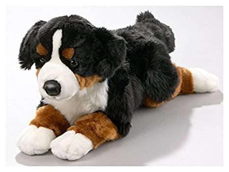 Carl Dick Bernese Mountain Dog, 16 inches, 40cm, Plush Toy, Soft Toy