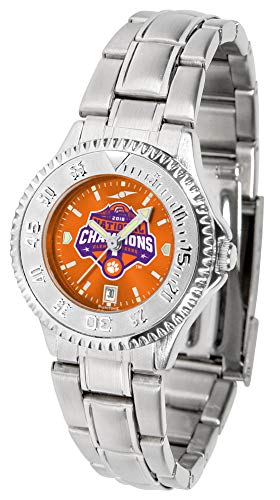 (Clemson Tigers National Championship - Ladies' Competitor Steel AnoChrome)