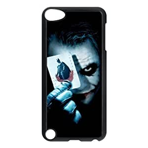 Ipod Touch 5 Case Cell phone Case The Joker Pqxk Plastic Durable Cover