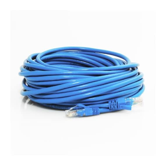 Mediabridge Ethernet Cable (10 Feet) - Supports Cat6 / Cat5e / Cat5 Standards, 550MHz, 10Gbps - RJ45 Computer Networking… 5 CAT6 / CAT5e: Supports both Cat6 and Cat5e applications. The RJ45 connector used for this cable fits perfectly in both Cat6 and Cat5e ports. CAPABILITY: Mediabridge Cat 6 cables can support up to 10 Gigabits per second (10 times the bandwidth of Cat5e cables). Meets or exceeds Category 6 performance in compliance with the TIA/EIA 568B.2 standard. Backwards compatible with any existing Fast Ethernet and Gigabit Ethernet. CERTIFIED: This Mediabridge Cat6 Ethernet cable with CM Grade PVC Jacket is UL Listed, complies with TIA/EIA 568B.2 and adheres to ISO/IEC 11801. APPLICATIONS: High bandwidth of up to 550 MHz guarantees high-speed data transfer for server applications, cloud computing, video surveillance and online high definition video streaming.