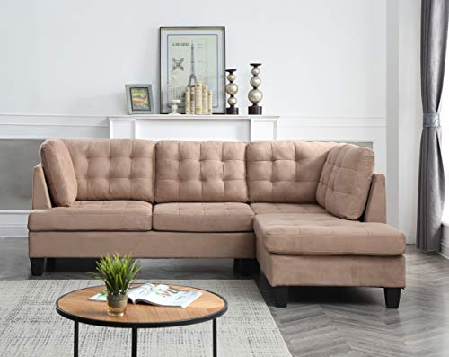 NHI Express 72025BE Eden Sectional Beige