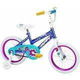 Huffy Girl's Sparkle So Sweet Bike (Purple, Medium/16-Inch)