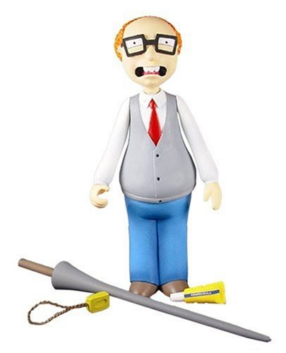 Family Guy Figures Series (Family Guy Series 4 Mort Goldman)