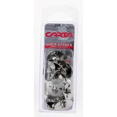 Golf Shoe Replacement Metal Spikes Sets Of 12 (x2) by CreativeMinds UK (Image #1)