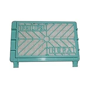 Philips - Filtro de aire HEPA para aspirador