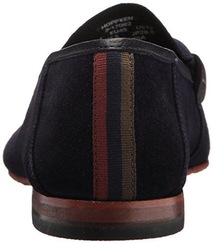 Ted Baker Mens Hoppken Loafer Blu Scuro