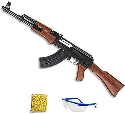Russian Rifle (6mm - Rifle de Airsoft Calibre 6mm (Arma Larga de Aire Suave de Bolas de plástico o PVC). Sistema: Muelle <3,5J