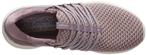 Zapatillas Mujer Bright Skechers Morado para Mve Future Mauve Flex Ultra qTEExCwBI