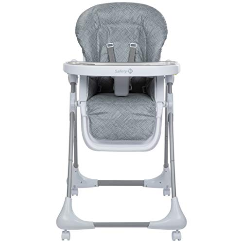 41GGINka4QL - Safety 1st 3-in-1 Grow & Go High Chair, Birchbark, One Size