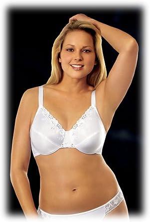 047f98f21 Vanity Fair Women s Satin Solutions Full Figure Underwire Bra 75134 ...