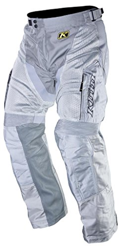 Klim Mojave Mens Dirt Bike Motorcycle Pants - Gray / Size 32 (Dirt Bike Pants Over Boot)