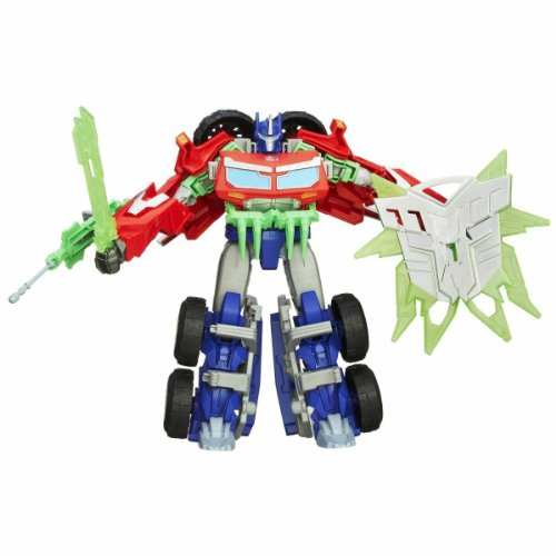 Transformers Beast Hunters Voyager Class Series 3 Optimus Prime Action Figure,6.5-Inches