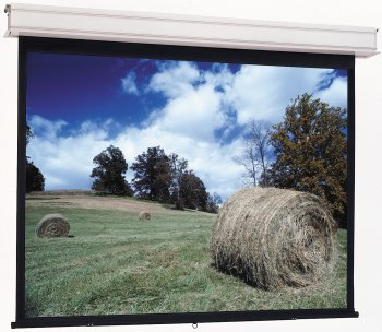 Da-Lite Advantage Manual with CSR - Projection Screen - 110 in - 16:9 - Matte White - White -