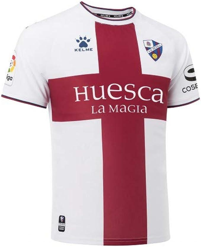 KELME Camiseta 2ª EQUIPACION 18/19 S.D. HUESCA con Publicidad ...