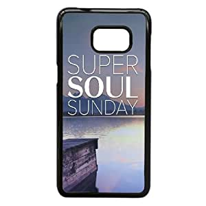 Samsung Galaxy S6 Edge Plus Phone Case With Youth Quotations Pattern