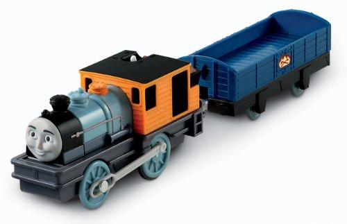 Thomas & Friends Trackmaster Bash Motorized Engine 토마스 《밧슈》 휘셔 프라이스【평행 수입품】