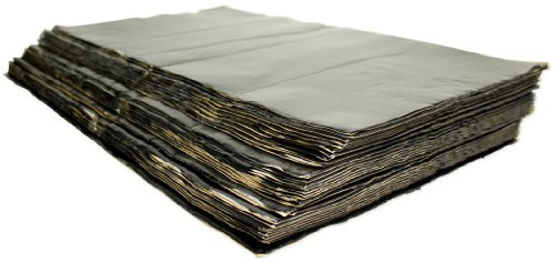 Brand New Hushmat 10500 Bulk Kit with 30 Black Sheets (58 Square Feet) by Hushmat