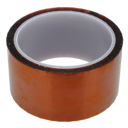 Big Bargain 5cmx100ft Heat Resistant GBA Kapton Adhesive Tape Polyimide Film Big Bargain Store
