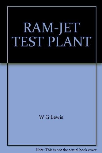 RAM-JET TEST PLANT