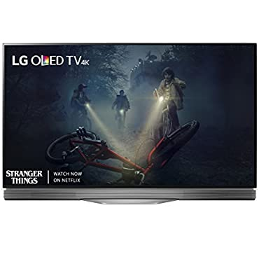 LG OLED55E7P 55 4K Ultra HD Smart OLED TV (2017 Model)
