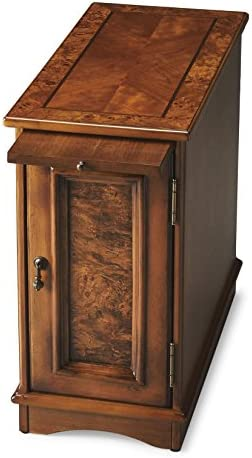 Butler Masterpiece Chairside Chest, Brown
