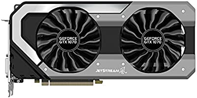 Palit NE51070S15P2J GeForce GTX 1070 8GB GDDR5 - Tarjeta gráfica ...