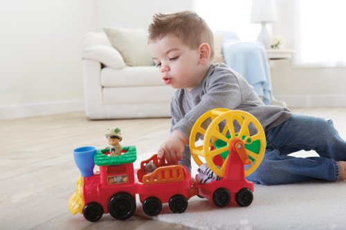 Fisher-Price Animal Zoo Train