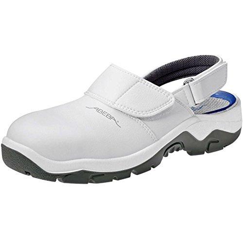 Abeba 2120–36Anatom Scarpe di sicurezza pettine, Bianco, 2120-52
