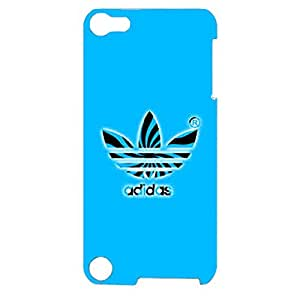 Bright Style Classical Adidas Logo Phone Case Snap on Ipod Touch 5th Generation Adidas Logo 3D