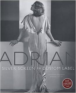 Adrian Silver Screen to Custom Label