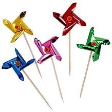 Pinwheel Toothpicks, 12ct