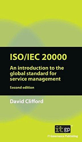 Iso/iec 20000-1:2011: a pocket guide: van haren publishing.
