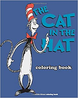 Cat In The Hat Coloring Page - Coloring Home | 325x260
