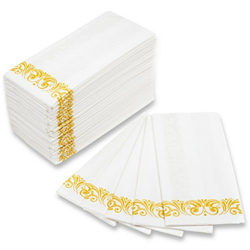 MOCKO Disposable Hand Napkins 17x12