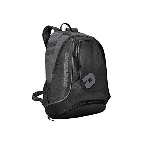 DeMarini Sabotage Backpack - Black