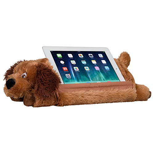 (LapGear Lap Pets Tablet Pillow/Tablet Stand - Puppy (Fits up to 10 Tablet) - Style #36121)