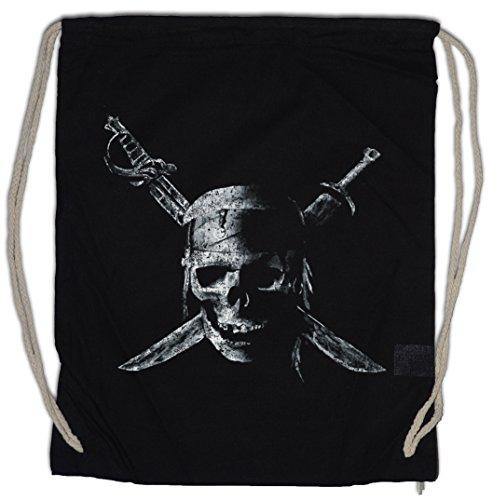 Price comparison product image PIRATE SKULL Drawstring Bag