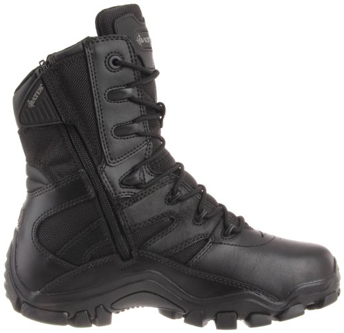 Bates Men's Delta Side-Zip 8 Inch Uniform Boot
