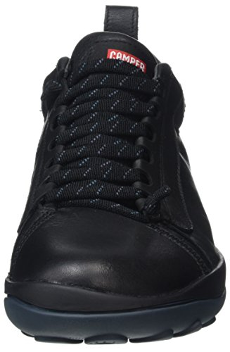 CAMPER Mens Peu Pista Sneakers, Black,8 M US