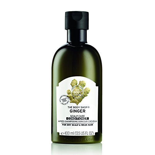 The Body Shop Ginger Scalp Care Conditioner, 13.5 Fluid (Body Care Conditioner)