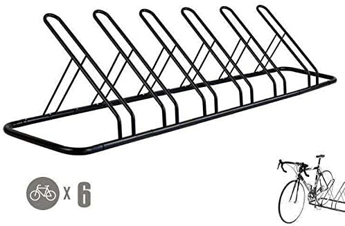 Details about  /3//4//6 Bicycle Floor Bike Bracket-Silver Bike Rack Parking Bracket Suction Cup
