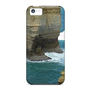 New BZA11599hpHK Aussie Southern Coastline Twelve Apostles Skin Cases Covers Shatterproof Cases For Iphone 5c