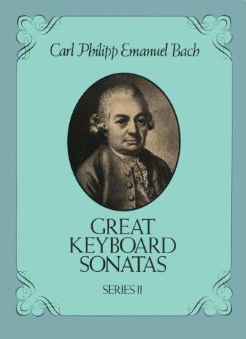 Keyboard Sonatas (Great Keyboard Sonatas Series II)