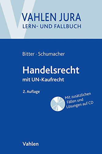Handelsrecht: mit UN-Kaufrecht