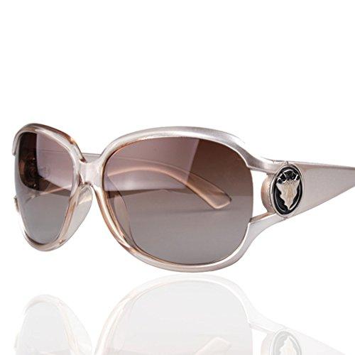 polarizadas Gafas las de sol amp;Gafas Retro B amp; de Gafas A sol de de de LYM Gafas de Conductor mujeres sol moda conducción protecciónn Gafas de Color 1OWxnqx