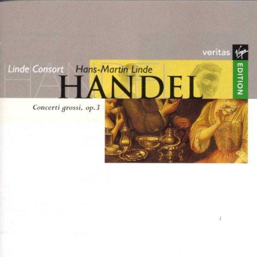 Handel: Concerti Grossi, Op. 3 (Linden Dollars)