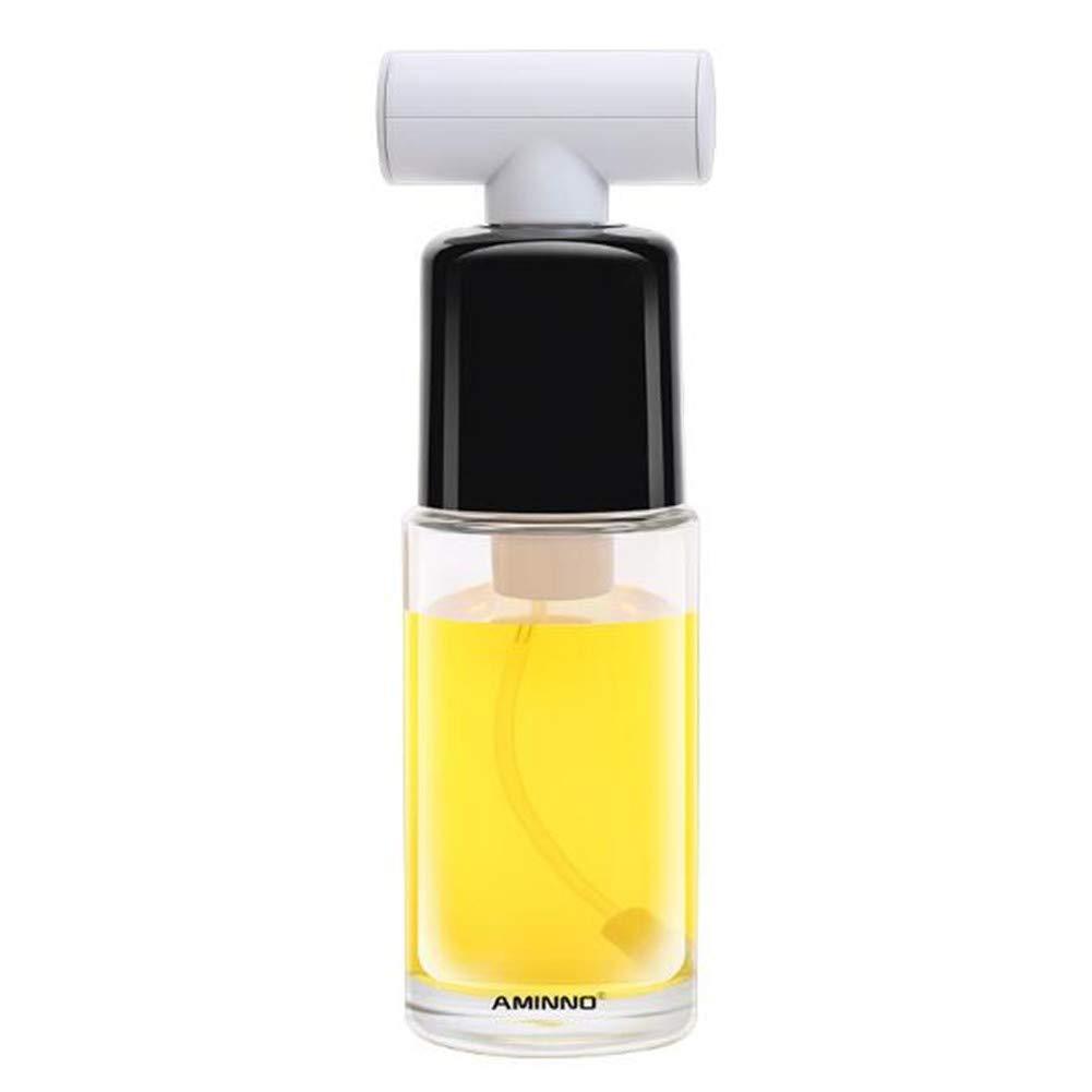 Barbacoa, horno de cristal, botella del aerosol, de grado de ...