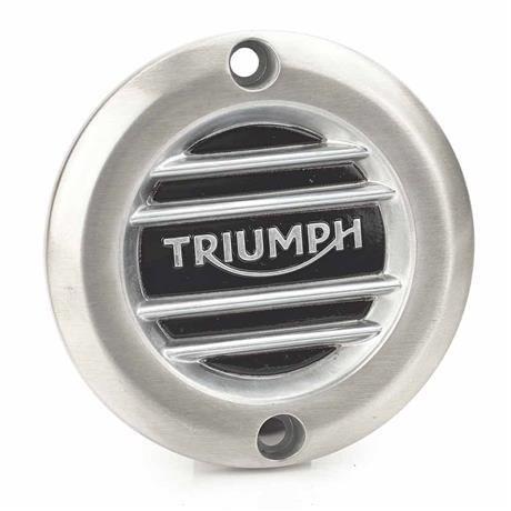 Triumph Clutch - Triumph Clutch Badge Ribbed A9610252