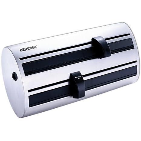 Soporte para rollos de cocina pantalla dispensador - 3 in1 - Práctico soporte para rollo de cocina, film, aluminio pantalla o backpapier: Amazon.es: Hogar