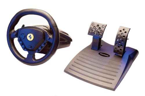 - Thrustmaster Enzo Ferrari FFB Racing Wheel (2969082)